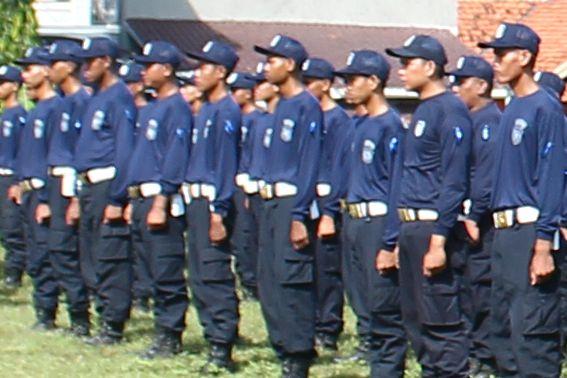 Penerimaan Pendaftaran DIKSAR Satuan Pengamanan Tingkat Gada Pratama Angkatan VI